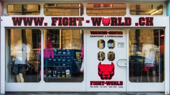 Fight-World Shop Zürich